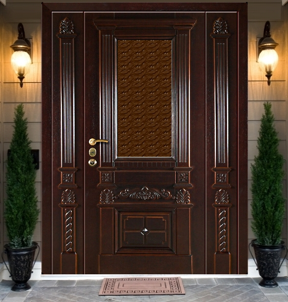 Элитные стальные двери — распахни двери в роскошь