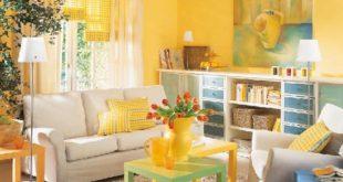 Влияние цвета в дизайне интерьера