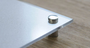 Дистанционные держатели для стекла
