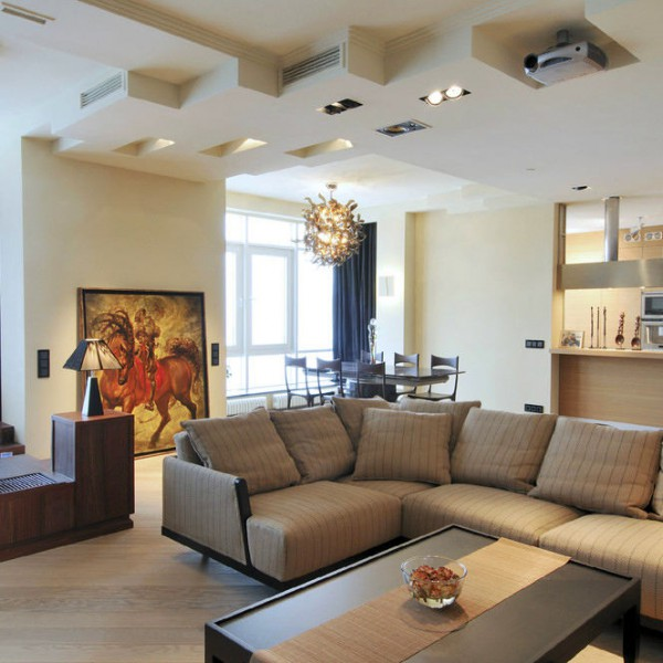 Вариант ремонта квартиры