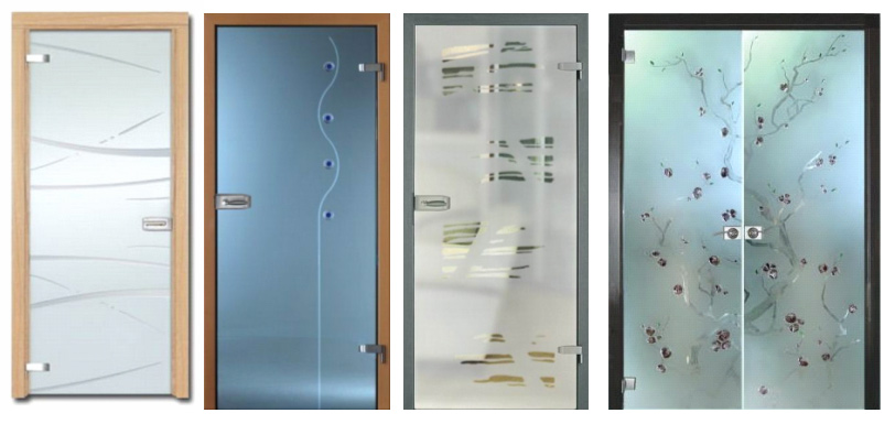 Подбор двери для межкомнатного пространства