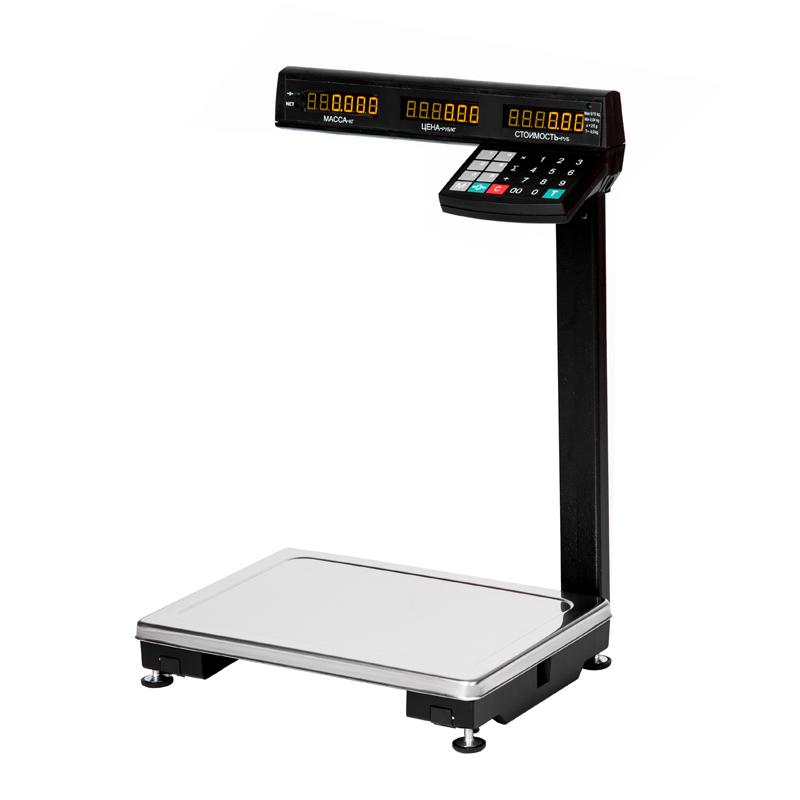 Цифровые весы для складского использования