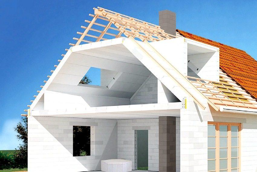 Строительство домов из пенобетонных блоков