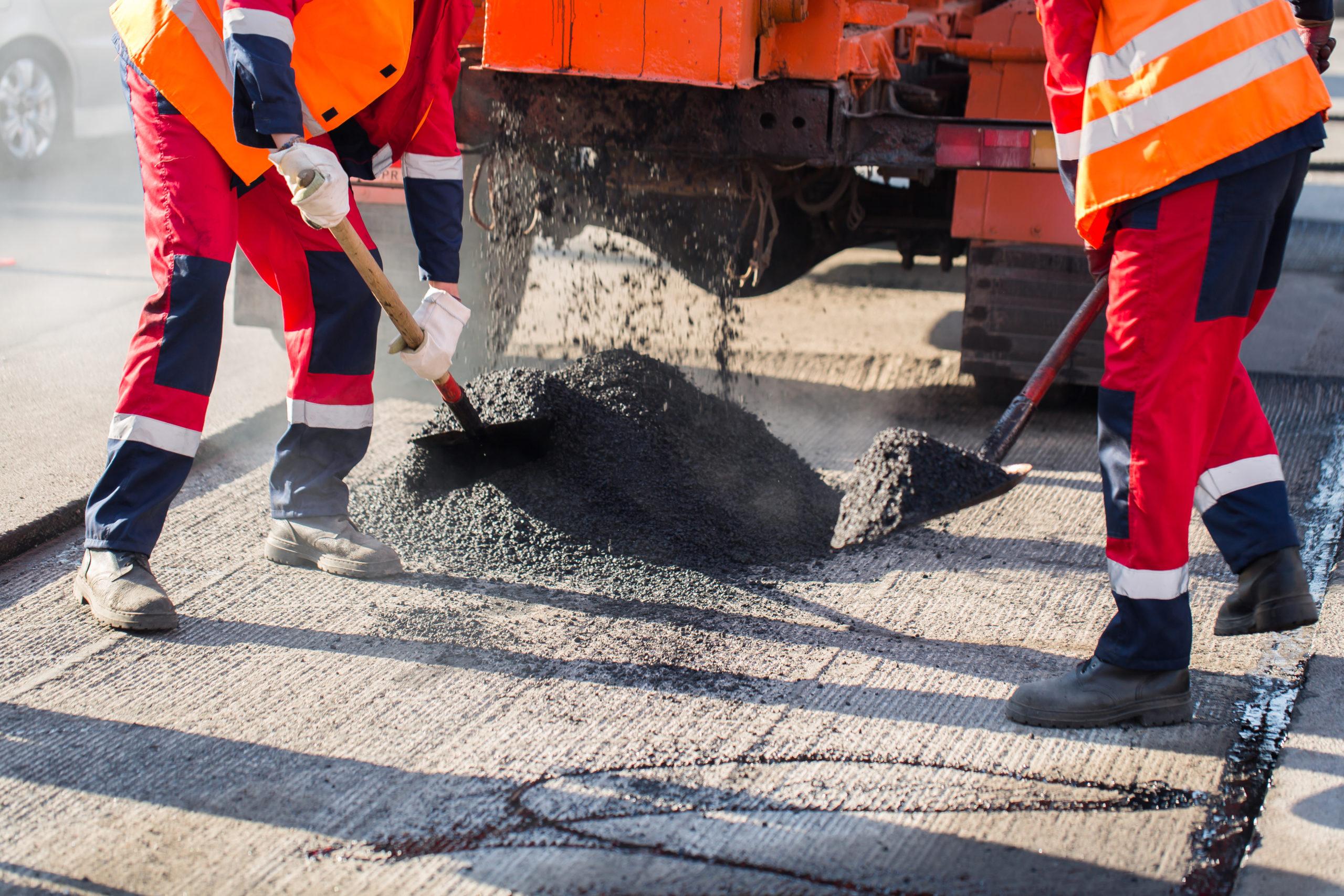 Фрезерование асфальта: как сегодня ремонтируют дороги