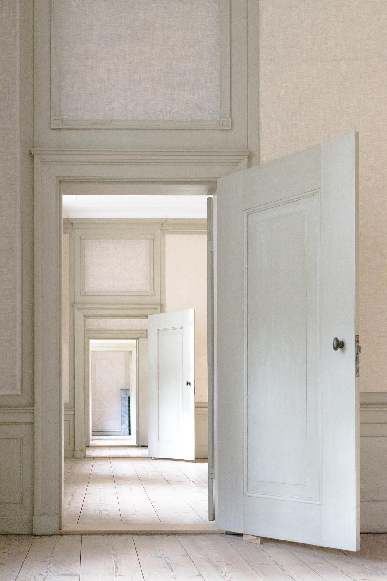 Межкомнатные двери. Выбираем материал