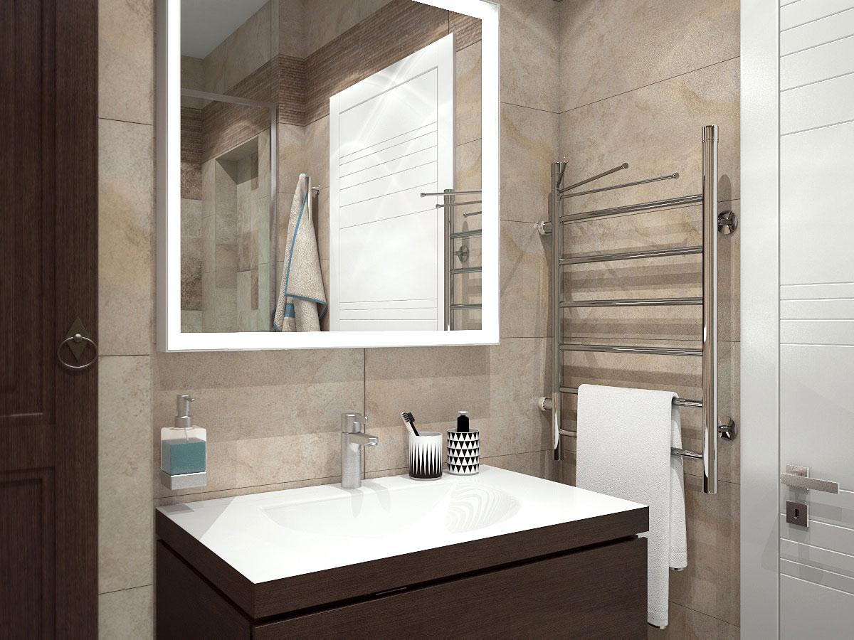 В ванную комнату — качественный полотенцесушитель