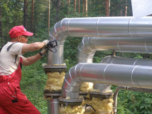Способы теплоизоляции трубопроводов