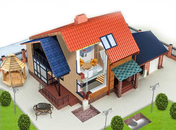 Строим дом мечты. Своими силами или лучше под ключ?