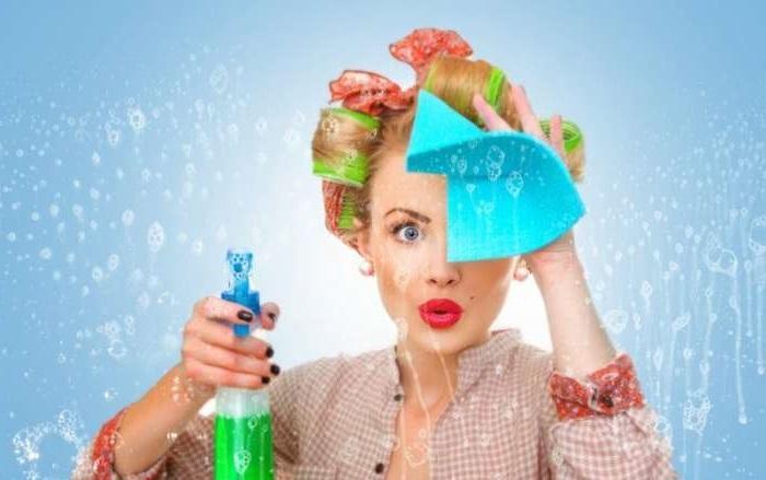 Как помыть окно без разводов?