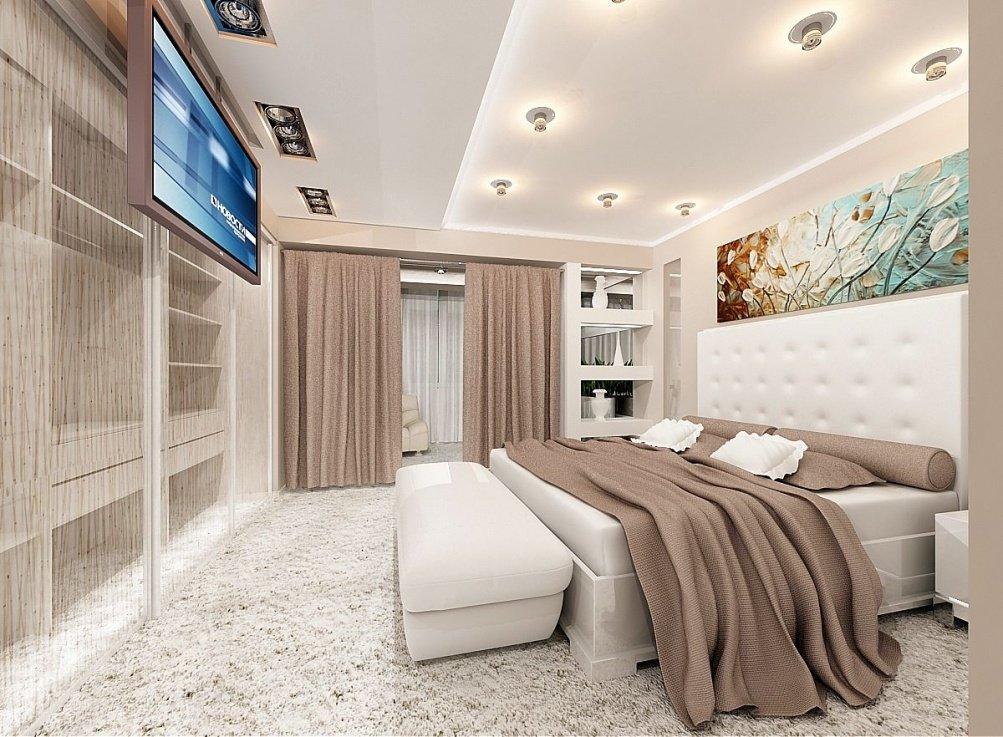 Идеи интерьеров спальни в натуральных тонах