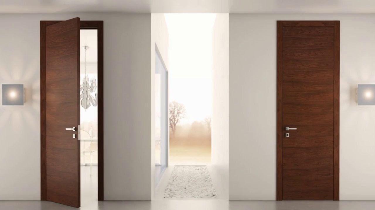 Выбираем глухие шпонированные двери в Твери: преимущества, недостатки, особенности