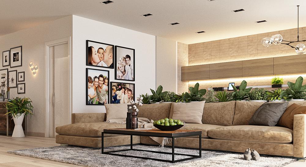 Снимать квартиру с мебелью или везти все с собой?
